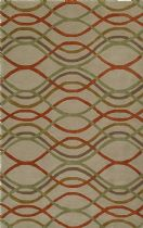 Dalyn Contemporary Santino Area Rug Collection