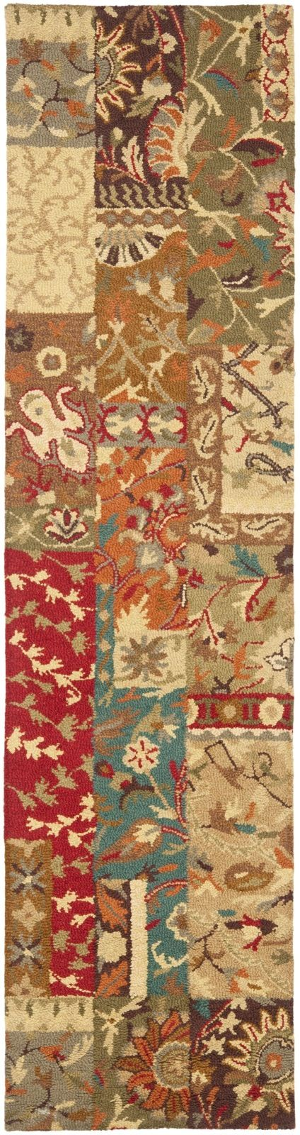 safavieh roslyn country & floral area rug collection