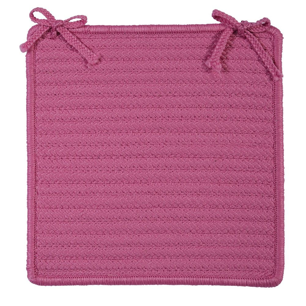colonial mills rope walk braided chair pad collection
