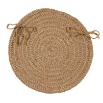 Colonial Mills Braided Softex Check chair pad Collection