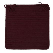 Colonial Mills Braided Simply Home Solid chair pad Collection
