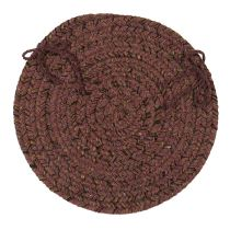 Colonial Mills Braided Hayward chair pad Collection
