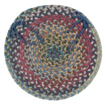 Colonial Mills Braided Rustica chair pad Collection
