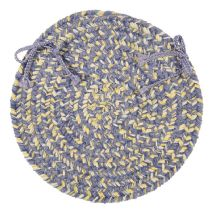 Colonial Mills Braided West Bay chair pad Collection