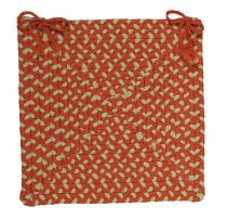 Colonial Mills Braided Montego chair pad Collection