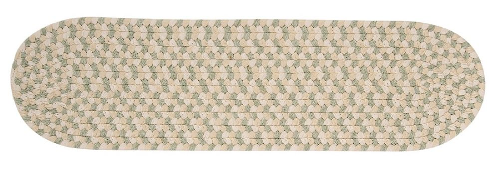 colonial mills elmwood braided stair tread collection