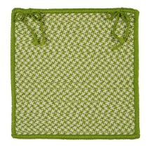 Colonial Mills Braided Outdoor Houndstooth Tweed chair pad Collection