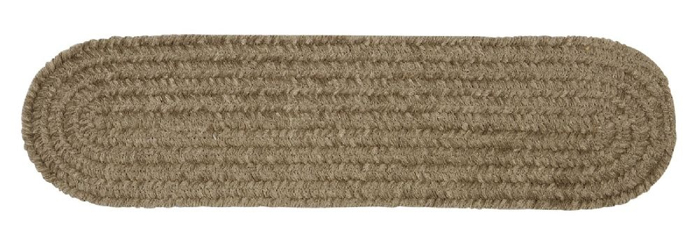 colonial mills silhouette braided stair tread collection