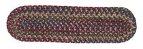 Colonial Mills Braided Twilight stair tread Collection