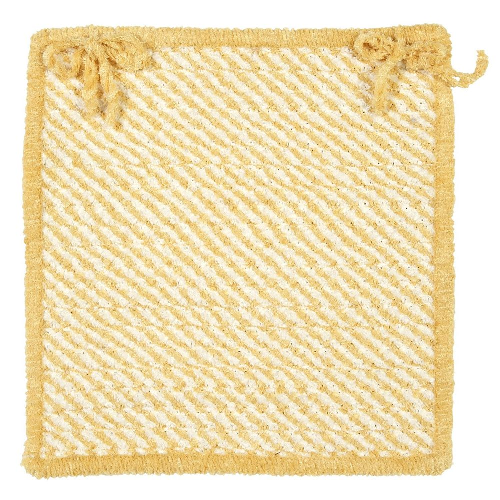 colonial mills twisted braided chair pad collection