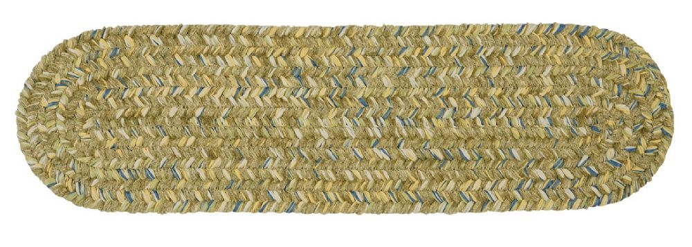 colonial mills west bay braided stair tread collection