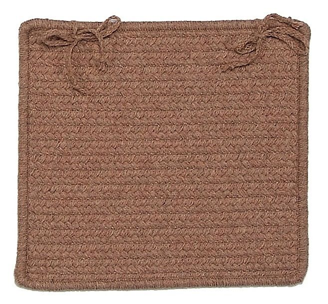 colonial mills westminster braided chair pad collection
