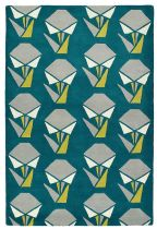 Kaleen Contemporary Origami Area Rug Collection