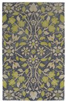 Kaleen Country & Floral Weathered Area Rug Collection