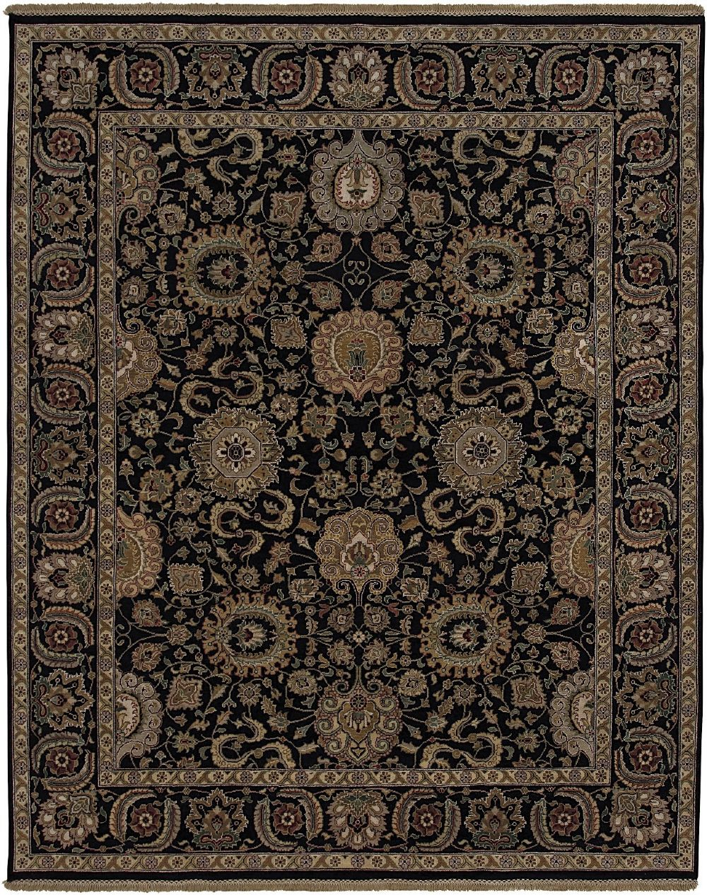 surya dinar traditional area rug collection
