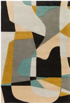 FaveDecor Contemporary Aunuaby Area Rug Collection