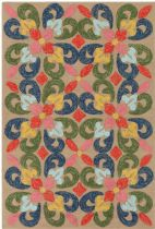 FaveDecor Indoor/Outdoor Oclotcester Area Rug Collection