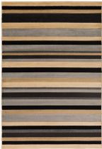 Surya Solid/Striped Lenoir Area Rug Collection