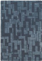 FaveDecor Solid/Striped Aberdeen Area Rug Collection