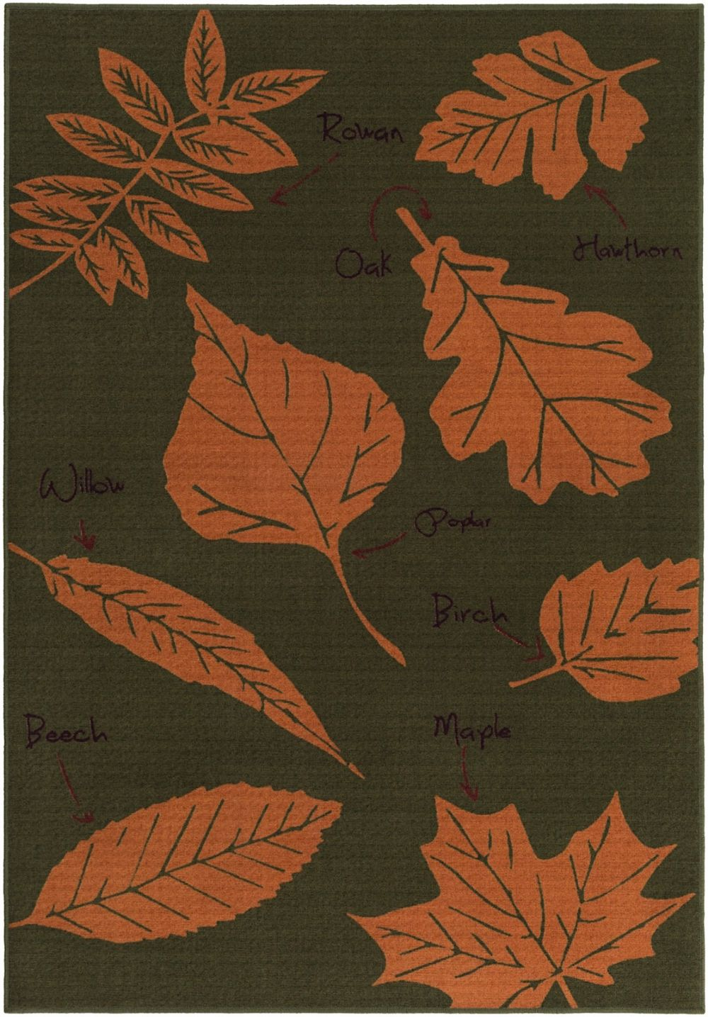 surya big sky cabin country & floral area rug collection