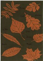 RugPal Country & Floral Forestry Area Rug Collection