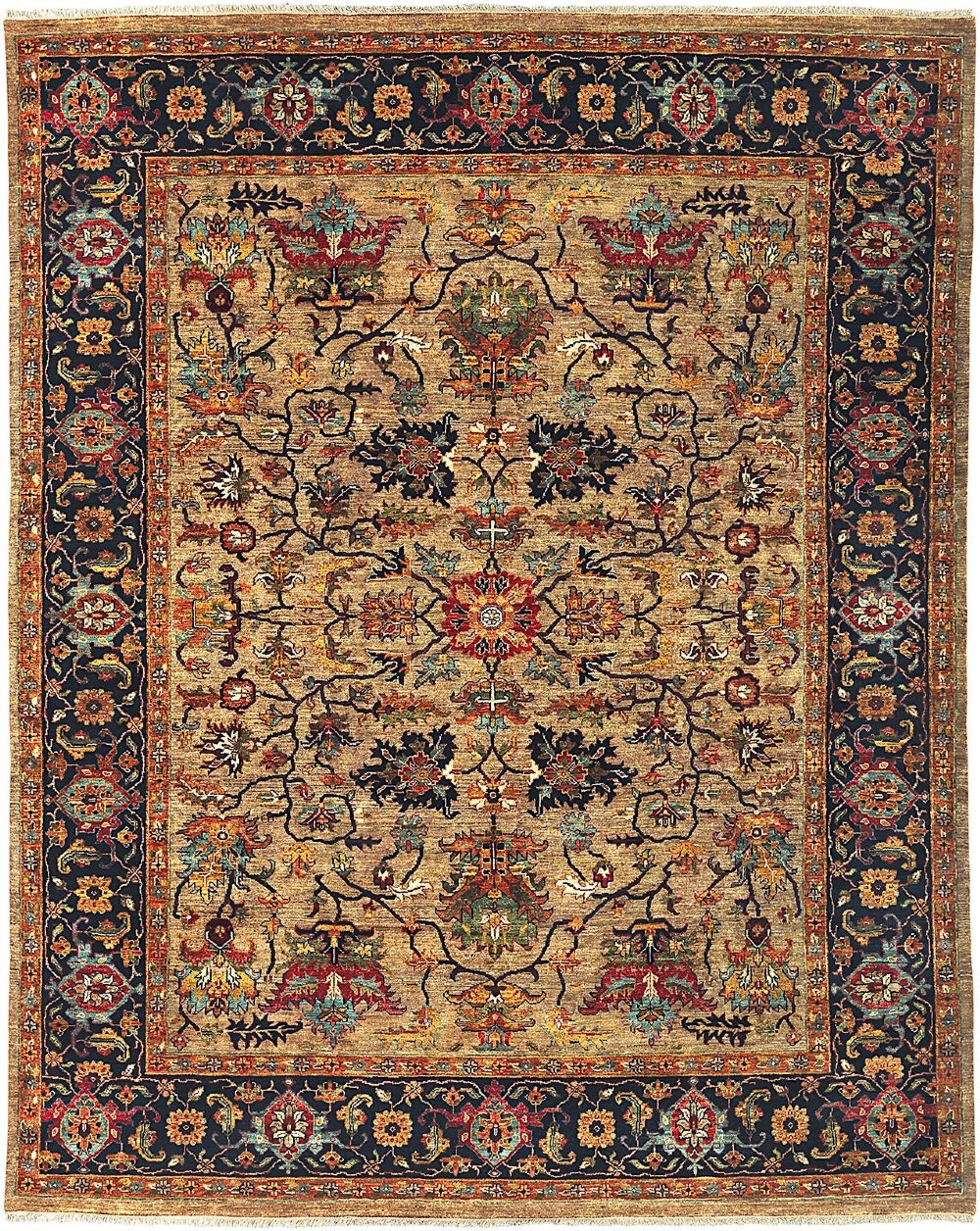 surya bursa traditional area rug collection