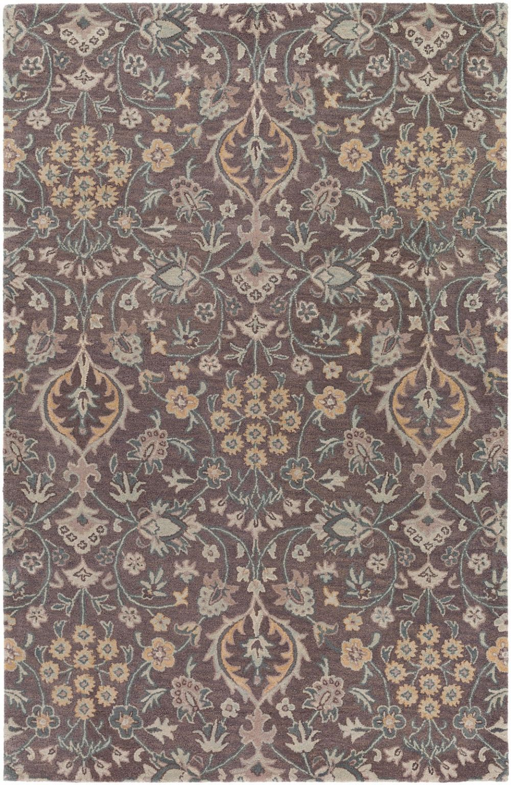 surya castello transitional area rug collection