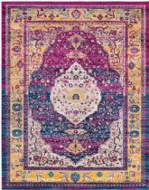 FaveDecor Traditional Vlury Area Rug Collection