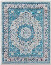 RugPal Traditional Melange Area Rug Collection