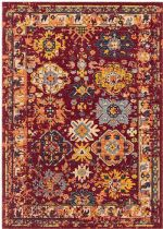 FaveDecor Traditional Blille Area Rug Collection