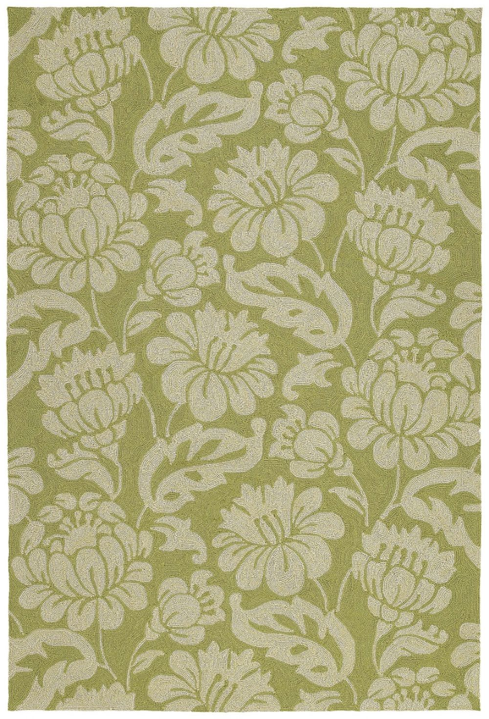 Kaleen Habitat Country Floral Area Rug Collection Rugpal