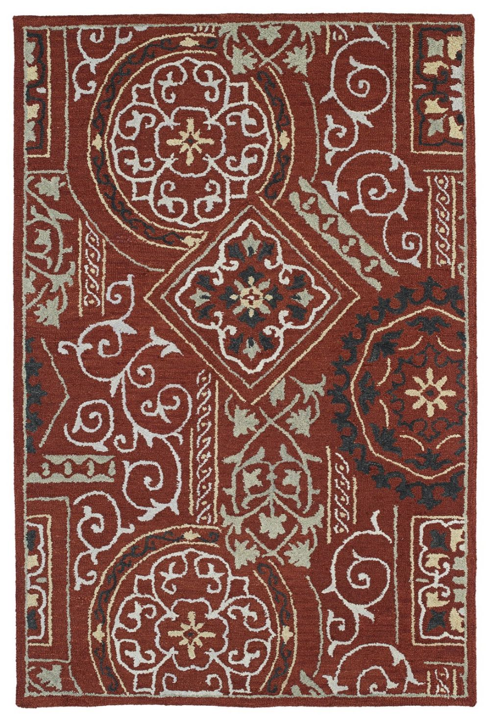 kaleen brooklyn transitional area rug collection