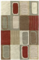 Kaleen Contemporary Khazana Area Rug Collection