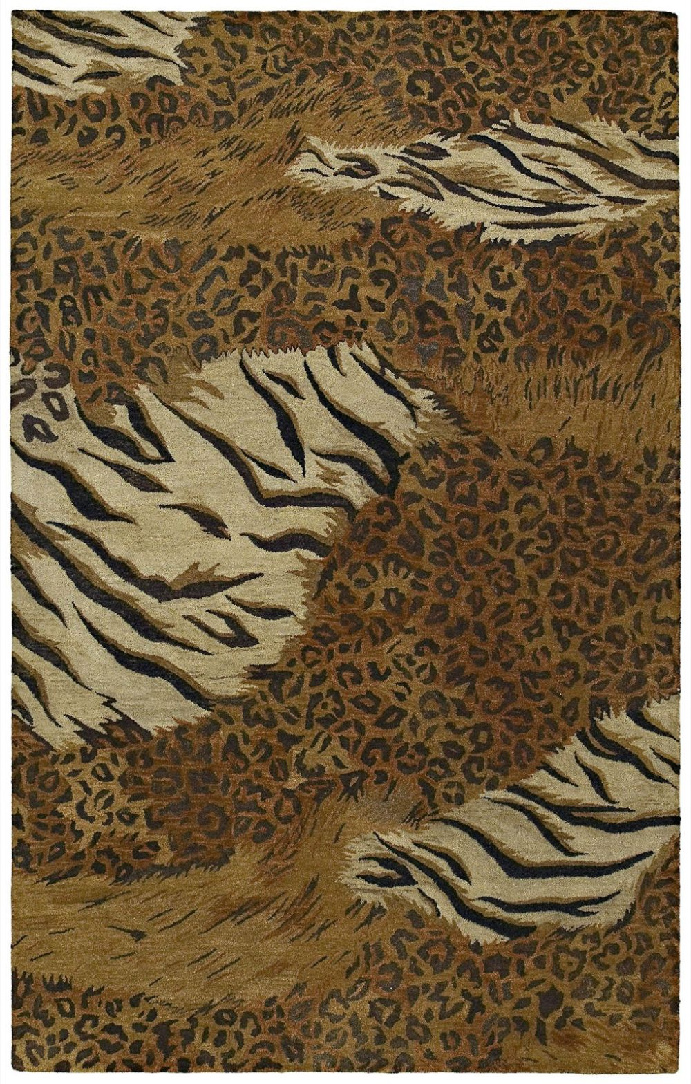 kaleen magi animal inspirations area rug collection