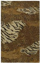 Kaleen Animal Inspirations Magi Area Rug Collection