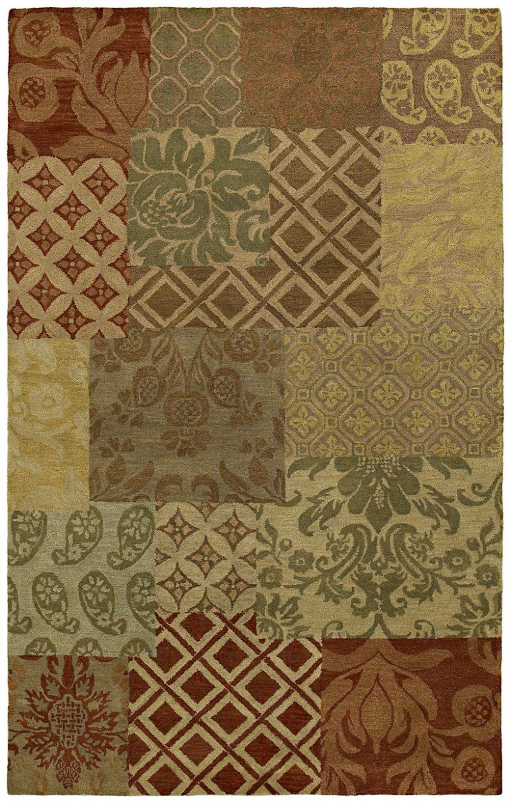 kaleen magi contemporary area rug collection