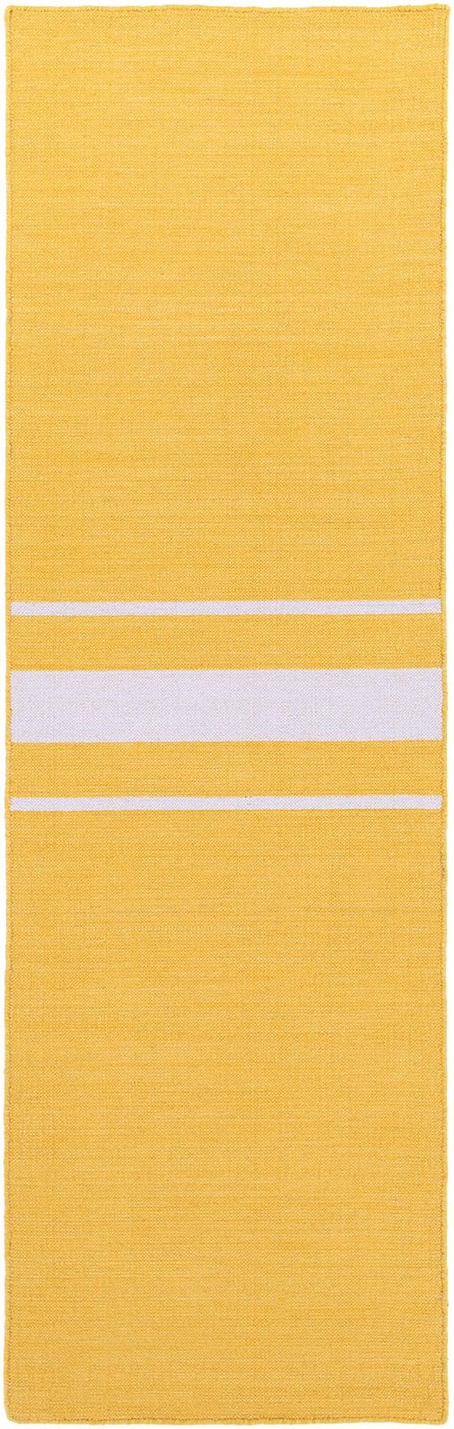 surya colton solid/striped area rug collection