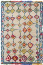 FaveDecor Shag Virgili Area Rug Collection