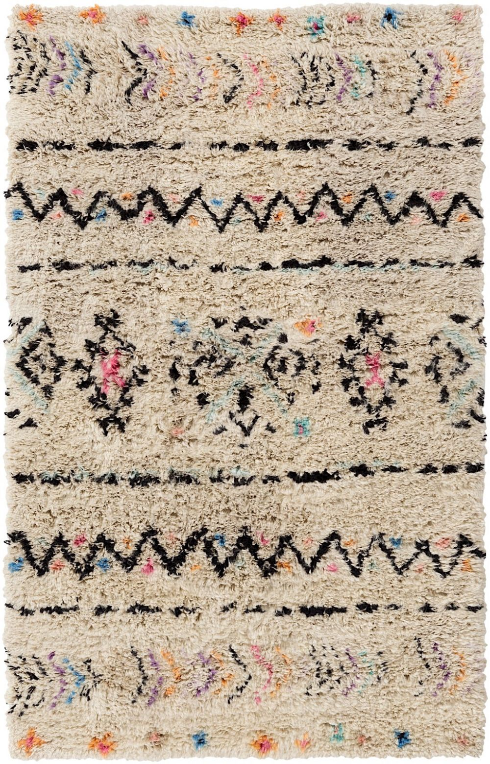 surya riad shag area rug collection