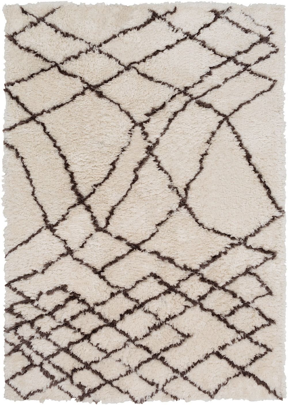 surya scout shag area rug collection