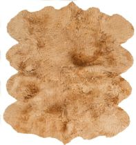 Surya Country & Floral Sheepskin Area Rug Collection
