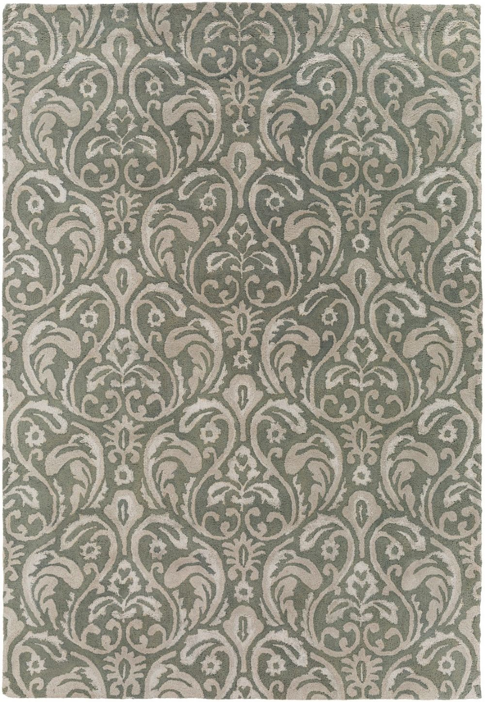 surya sanderson transitional area rug collection