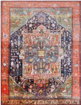 Surya Traditional Silk road Area Rug Collection
