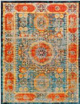 FaveDecor Traditional Qirie Area Rug Collection