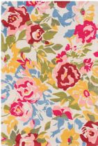 PlushMarket Country & Floral Bhainsa Area Rug Collection