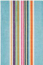 Surya Solid/Striped Technicolor Area Rug Collection