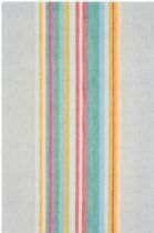 FaveDecor Solid/Striped Freford Area Rug Collection