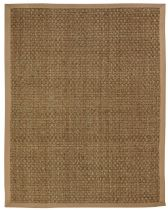 Anji Mountain Natural Fiber Seagrass Area Rug Collection
