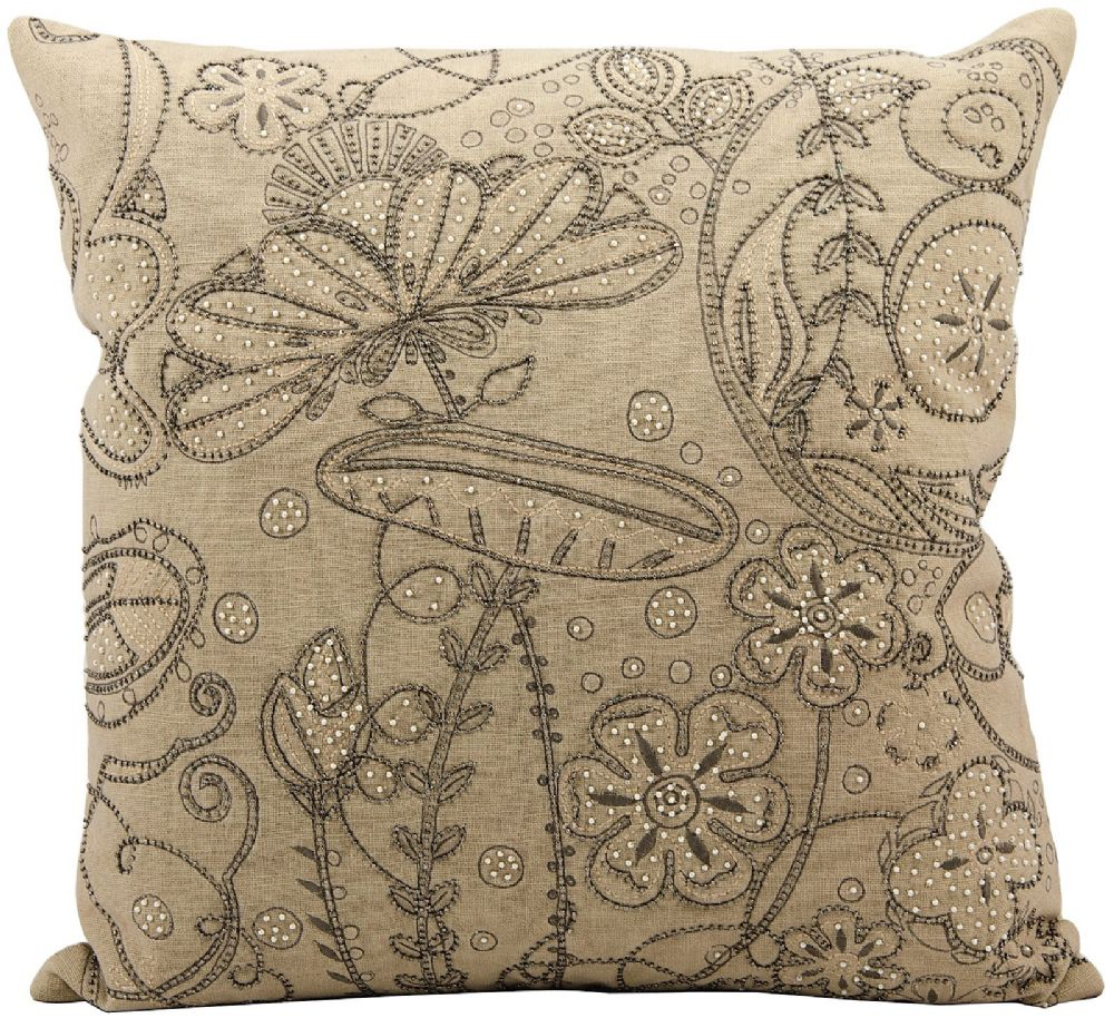 nourison luminescence pillow country & floral decorative pillow collection