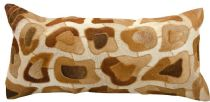 Nourison Animal Inspirations Cowhyde Pillow pillow Collection